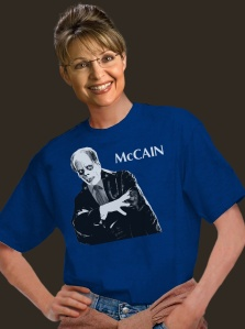 Yes...you can own this shirt. (Palin not included)