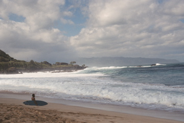 Waimea Bay, 2004
